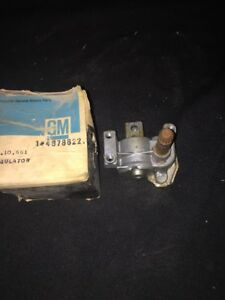 Nos Rh Vent Window Regulator B Body Chevy Impala 62 61 63 64 Gm 4878622 Genuine