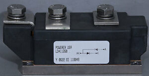 Powerex Prx Ld411260 1 2 Kv 600 A Power Rectifier Dual Diode Isolated Module