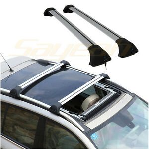 Lockable Cross Bar For Jeep Grand Cherokee 2011 2017 Roof Rail Rack