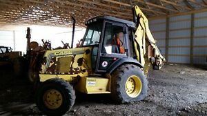 Case 590sl 1 And 590sl 2 Backhoe Parts