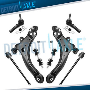 Front Control Arms Tie Rod For Chevy Impala Monte Carlo Buick Lacrosse Century