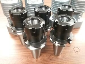 Cat40 er32 Collet Chuck 5 Chucks new Tool Holder Set inventory Reduction Sale