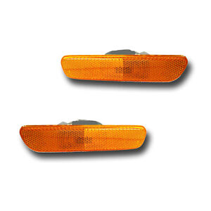 Fits 99 03 Lexus Rx300 Left Right Front Side Marker Light Lamp Assembly 1 Pair