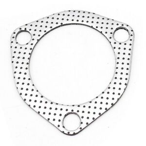 2 5 High Temp Catback Exhaust Down Pipe Manifold Collector Flange Gasket 3 Bolt