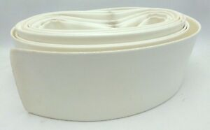 White Heat Shrink 40mm B2 3x 3 To 1 Non glue Lined 23 Feet
