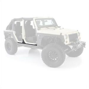 Smittybilt 76887 Xrc Armor Body Cladding For 2007 2015 Jeep Jk Unlimited 4 Door