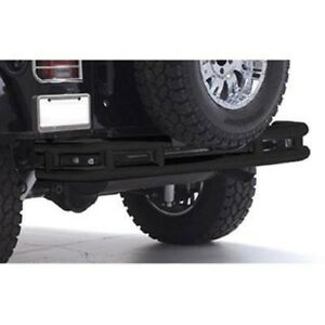 Smittybilt Jb48 Rt Tubular Bumper Rear Without Hitch For 07 13 Jeep Jk Wrangler