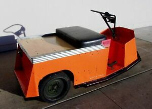 Taylor dunn Model Ss 025 34 Personnel Carrier mh2002