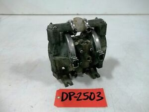Wilden Poly 5 Inlet 5 Outlet Diaphragm Pump dp2503