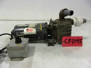 Teel 1 2 Hp 1 Inlet 1 Outlet Centrifugal Pump cp2145
