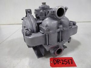 Sandpiper Aluminum 1 5 Inlet1 5 Outlet Diaphragm Pump dp2517