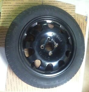 Ford Focus Svt Spare Tire Wheel Oem Doughnut Compact 2002 2003 2004 Goodyear