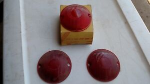 Dodge Town Wagon Panel Nos Tail Light Lens Lot 56 57 58 59 60 61 62 62 63 64