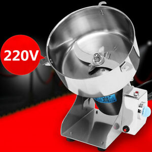 220v 2000g Swing Type Electric Powder Machine Ultrafine Grinding Mill Machine