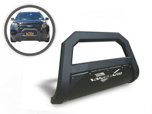 Vanguard 11 20 Ford Explorer Front Optimus Bull Bar Bumper Protector Guard B K