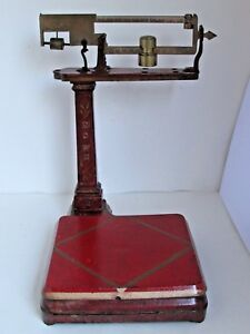Antique Original Wells Fargo Express Scale By Howe No 5058