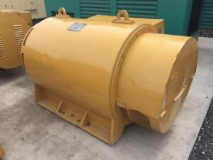 965kw Reconditioned Kato Generator End 277 480v 1800rpm 60hz 3phase Standby