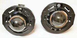 Pair Right Left Fog Lights Lamp For 2014 2015 2016 2017 Jeep Grand Cherokee