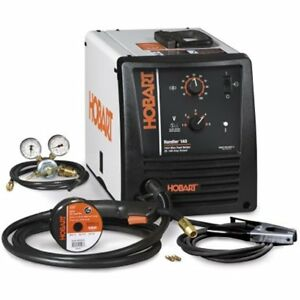 Hobart Mig Welding Equipment 500559 Handler 140 Welder 115v