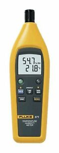 Fluke Multi Testers 971 Temperature Humidity Meter