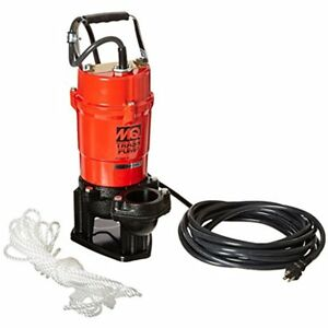 Multiquip Power Water Pumps St2040t Electric Submersible Trash With Single Phase