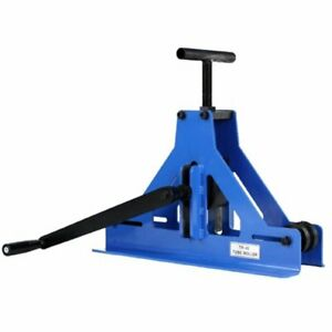 Erie Tube Cutters Tools Manual Square Pipe Roller Rolling Bender Fabrication Of