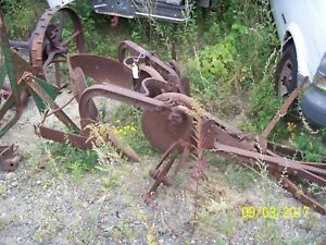 John Deere Bottom Tractor Plow Integral Model 648 649 Left Right Moldboard