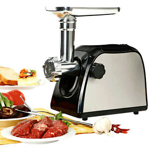 Electric Meat Grinder Commercial Sausage Maker Meat Mincer Butcher Machine
