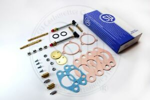 Genuine Su Rebuild Kit For Carburetors Hs2 1 1 4 For Mg Midget Sprite 1962 1974