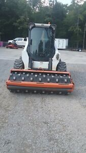 Case Sheepsfoot Vibratory Roller