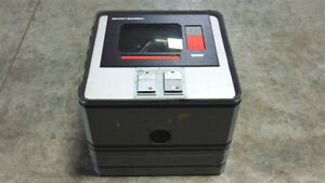 Used Total Control Products Crtxxxxxc1a 13 Enclosed Operator Interface Series E
