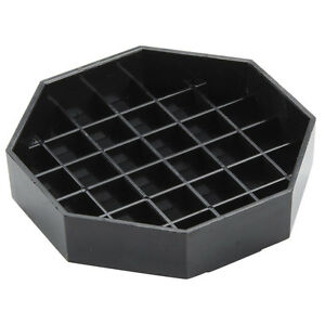 5 Black Octagon Pitcher Drip Tray Free Shipping Us Only