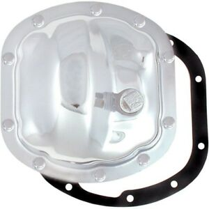 New Spectre Differential Cover Kit Chrome 6081 Dana 60 Axle Ford Gm Mopar 10bolt