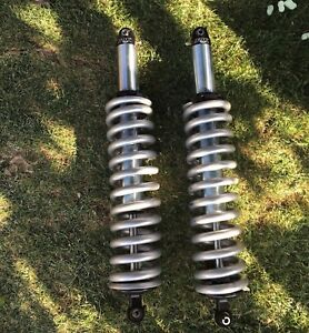 Fox Racing 3 0 Coilover Shocks