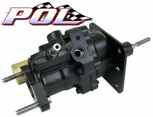 Hydro boost Power Brake Booster Black