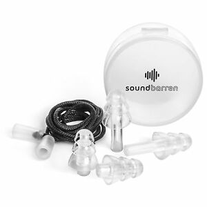 Earplugs Hearing Protection With Supersoft Comfort Earplug Optional Sleepmask