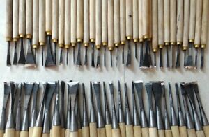 Hand Wood Carving Tools 31pcs Detail 31pcs General Chisel Made Ground By Hand