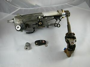 2002 Jaguar X Type Steering Column Universal U Joint With Ignition Switch