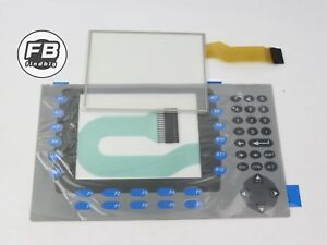Keypad Membrane Touch Glass For Allen Bradley Panelview Plus 700 2711p rdb7c d