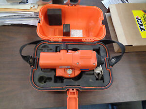 Sokkia C41 Automatic Surveying Level With Hard Case