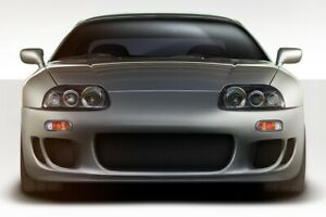 Wbz Front Bumper Body Kit 1 Pc For Toyota Supra 93 98 Duraflex