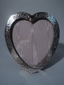 Mauser Frame Picture Photo Valentine S Day Heart American Sterling