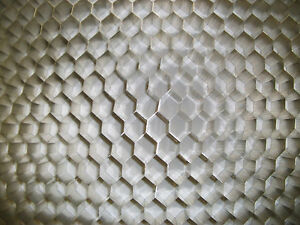 Aluminum Honeycomb Sheet Honeycomb Core Grid 3 4 Cell 24 x36 T 1 000