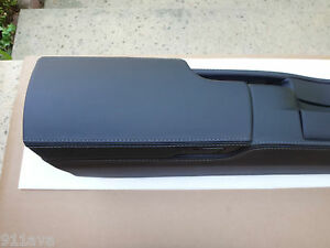 Porsche 997 C 2 4s S Turbo S Gt 2 Gt 3 Rs Leather Center Storage Box Cover New