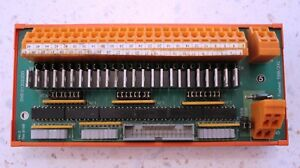 Tbi 0 24c Tbi0 24c Terminal Board With Optocoupler 24 Dc Channels Fastwel Tip122