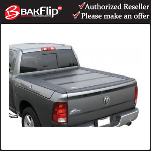 Bakflip G2 226207rb For 2009 2018 Dodge Ram 1500 2500 5 7 Short Bed W Ram Box