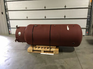 400 Galloncompressed Air Tank Receiver Silvan Industries 150 Psi 450 Degrees F