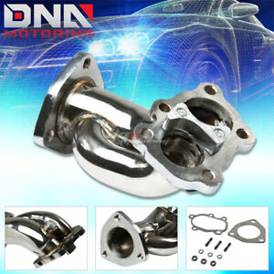 For Nissan 240sx S13 S14 S15 Sr20 Sr20det Turbo Downpipe Outlet Elbow Exhaust
