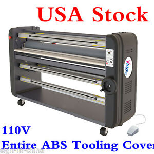 63 metal Construction Entire Abs Tooling Cover Warm Assist Wide Format Laminator
