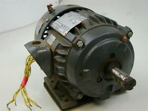 Emerson us Corro duty 2hp Electric Motor 230 460 1175rpm Dh69